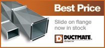 Best price on Ductmate - slide on flange now in stock pdf